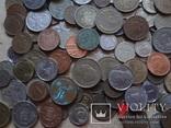Супер- Гора монет с нашими и зарубежными (552 штуки.) фото 11