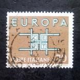 Марка Италии 1963 год  (986), фото №2