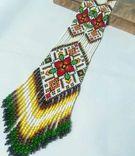 Украшение в украинском стиле, Гердан - оберег ′Цветок силы′, фото №2