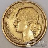 Франція 10 франків, 1957 фото 2