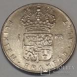 Швеція 1 крона, 1973 фото 2