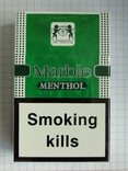 Сигареты Marble Menthol