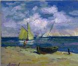 Лодка на берегу, фото №2