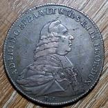 Вюрцбург талер 1779 г., фото №2