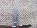 Складной нож Linder с номером на лезвии, фото №5