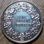 Мекленбург - Шверин  серебрянная медаль, фото №3