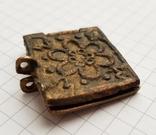 Складень бронза, фото №6
