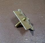 Пластина на колодку(серебро), фото №6