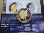 5 долларов 2009 о-ва  Кука год Астрономии Венера   серебро  999, фото №2