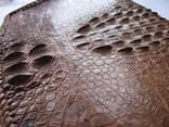 Сумка.кожа крокодила.ручная работа.винтаж, фото №7