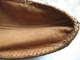 Сумка.кожа крокодила.ручная работа.винтаж, фото №8