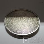 Шкатулка под драгоценности с перламутром и камнями, фото №11