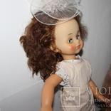 Кукла СССР 55 сантиметров клеймо, фото №4