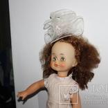 Кукла СССР 55 сантиметров клеймо, фото №5