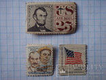 Три марки Америки., фото №2
