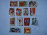 13 різних марок СРСР., фото №2