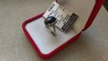 Серьги и кольцо серебро 925 с агатами ., фото №7