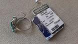 Кольцо серебро 925 с агатами ., фото №6