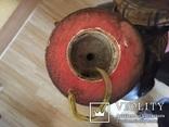 Старовинний торшер (дерево), фото №10