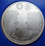 """Нидерланды, 10 евро 2002 """"Свадьба"""" в официальной упаковке IMPORTA, фото №6"""