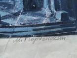 """""""Гамлет""""сценография, б.гуашь, Мартин Вигдор Кордонский, фото №6"""