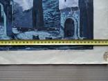 """""""Гамлет""""сценография, б.гуашь, Мартин Вигдор Кордонский, фото №11"""