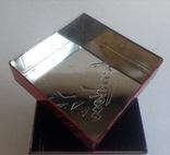 Коробка от чая LONDON.  Металл, жесть., фото №6