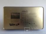 Коробка от конфет Дубай. Металл, жесть., фото №5