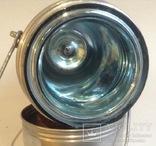 Термос (стеклянная колба). Алюминий, металл. Для первых и вторых блюд., фото №6