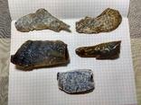 Кремнієві ножі доби палеоліту, фото №4