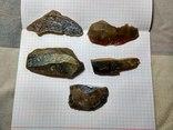 Кремнієві ножі доби палеоліту, фото №5