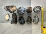 Нуклеуси та камені за допомогою яких робили кремнієві знаряддя праці, фото №3