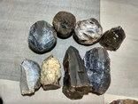 Нуклеуси та камені за допомогою яких робили кремнієві знаряддя праці, фото №8