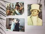 Советские открытки.Кадры из фильмов 7 шт., фото №2