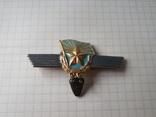 Знак сверхсрочно служащий СССР Авиация, фото №2