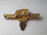 Знак сверхсрочно служащий СССР Авиация, фото №8