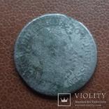 1 зильбергрош 1824   серебро    (М.1.41)~, фото №3