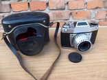 Фотоапарат EXA 500 Jhagee DRESDEN з обєктивом Meritar 2.9\\50 E. Ludwig, фото №2