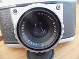 Фотоапарат EXA 500 Jhagee DRESDEN з обєктивом Meritar 2.9\\50 E. Ludwig, фото №7
