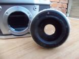 Фотоапарат EXA 500 Jhagee DRESDEN з обєктивом Meritar 2.9\\50 E. Ludwig, фото №12