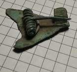 Фибула цикада, фото №5