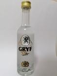 Gryf vodka premium, 0,05 l, Польша, фото №2