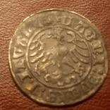 1509 Полугрош Литва 1509 Пагоня Всадник, фото №7