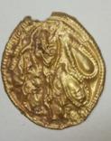 Привеска ЧК с антропоморфным изображением, фото №2