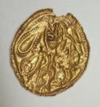 Привеска ЧК с антропоморфным изображением, фото №3