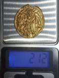 Привеска ЧК с антропоморфным изображением, фото №5