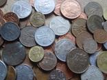 Большая Гора иностранных монет без наших. 323 штуки фото 6