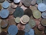 Большая Гора иностранных монет без наших. 323 штуки фото 8
