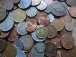 Большая Гора иностранных монет без наших. 323 штуки фото 9