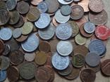 Большая Гора иностранных монет без наших. 323 штуки фото 12